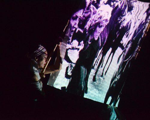 12. Madres, las lunas de Júpiter Gaby Fabro CABA - Teatro Argentino