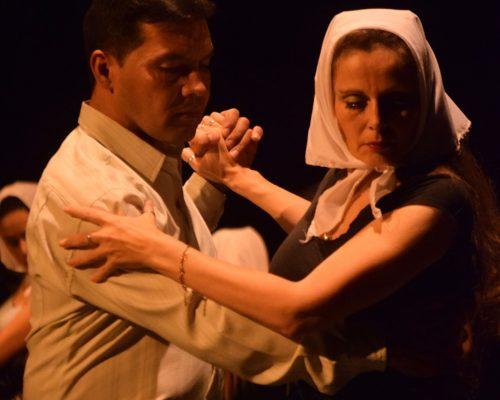 Encuentros Ballet inspiración tango esc municipal de Danzas Dirección Mariela Magenta y Marcelo Carte (2)